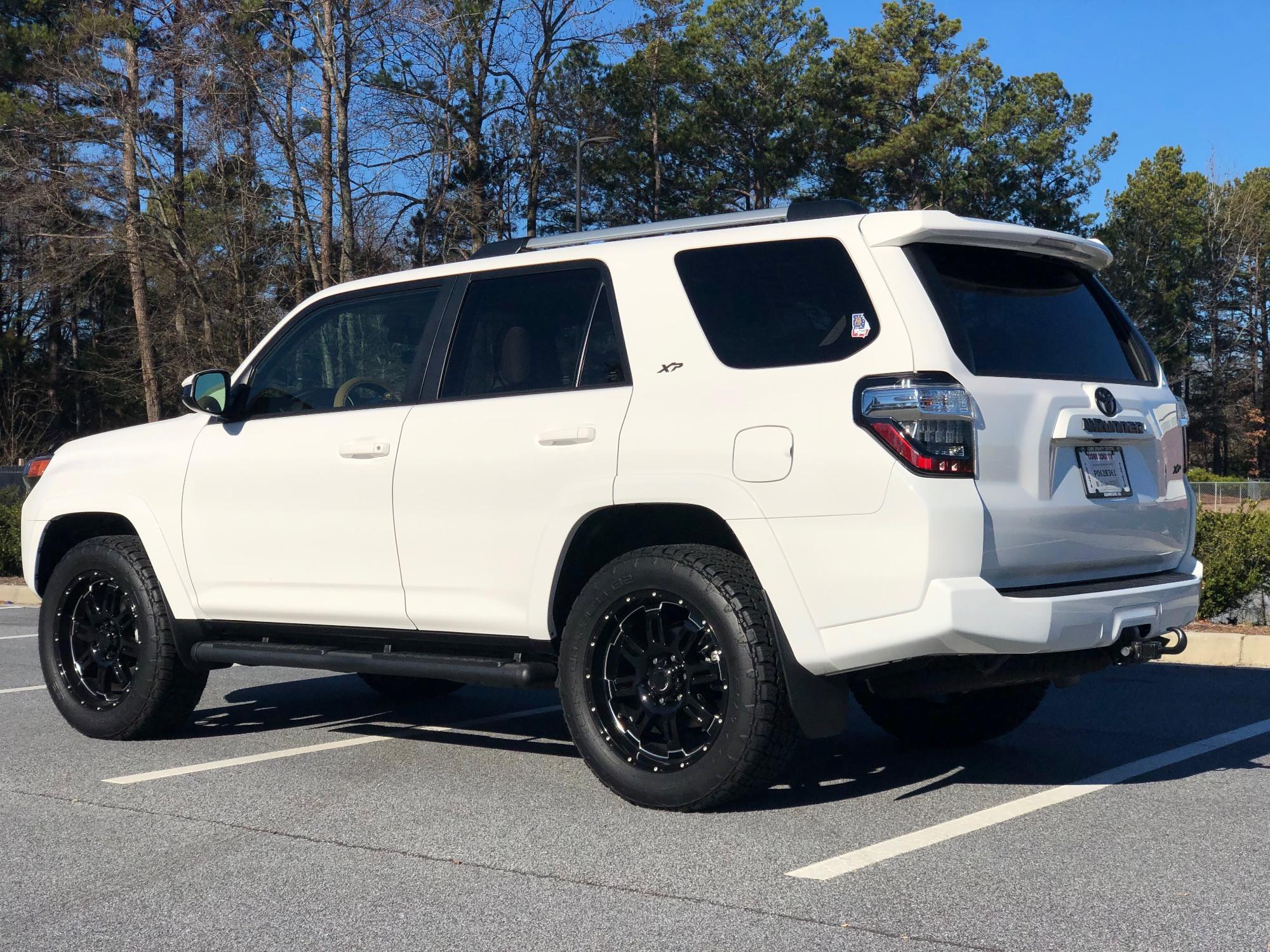 Toyota 4Runner Nitto Terra Grappler G2