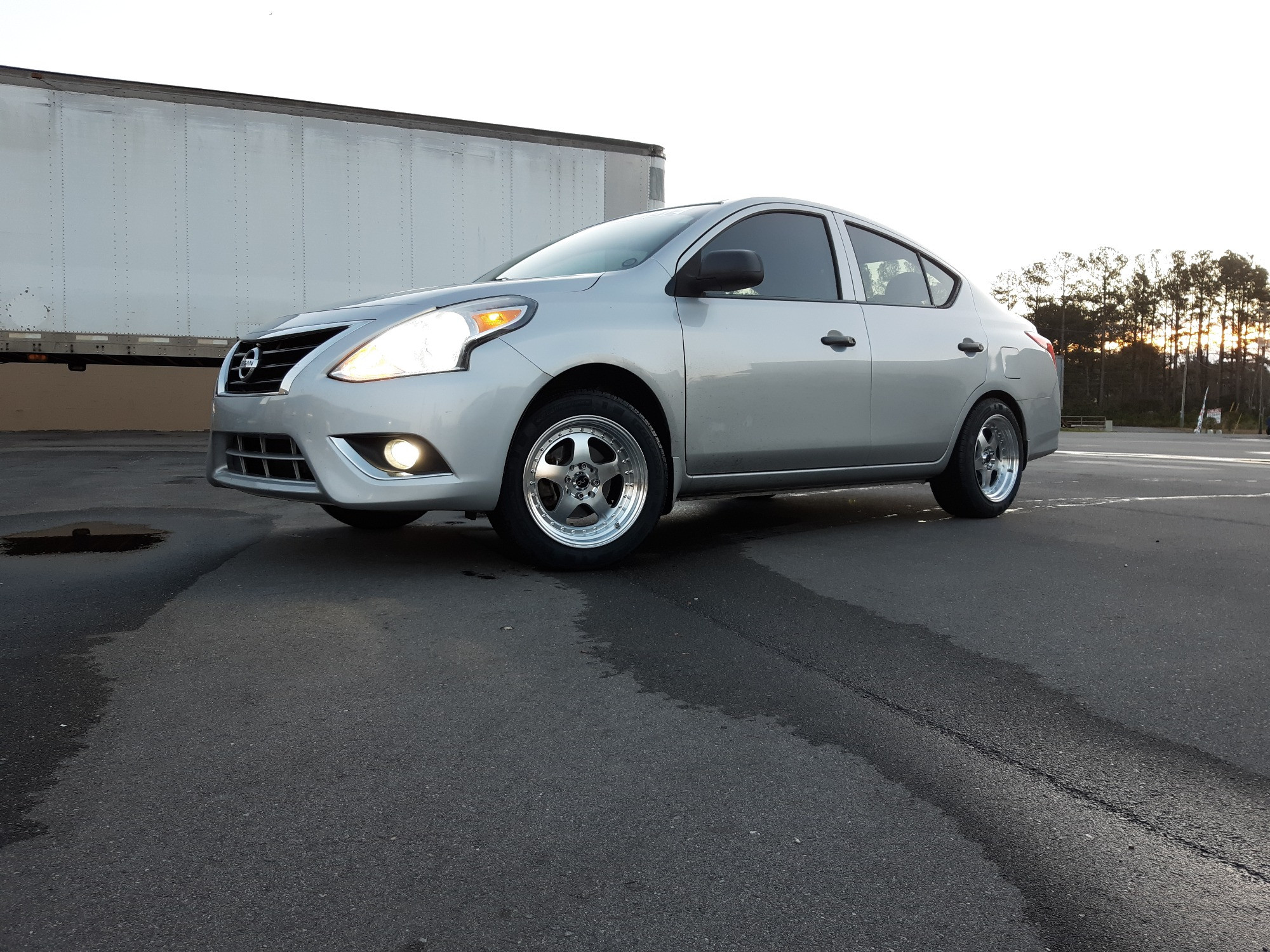 Nissan Versa Cooper Evolution Tour