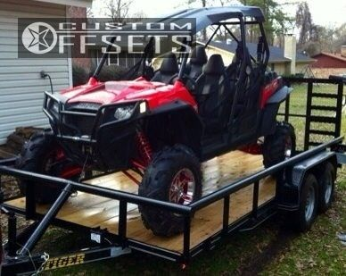 2012 Polaris Rzr 900 Super Atv Lift Lift 4in