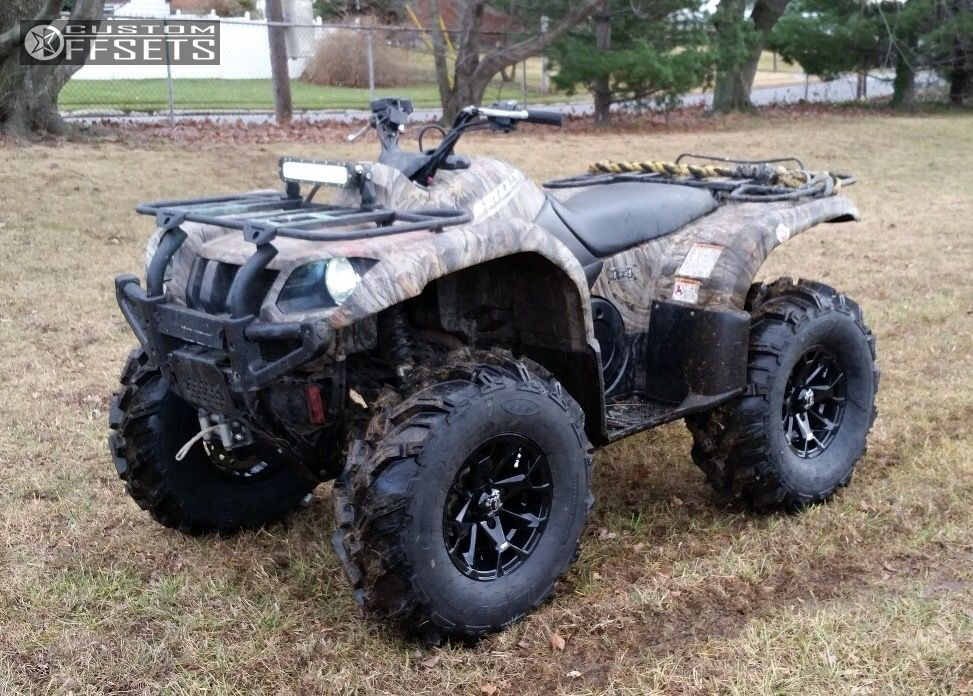 Yamaha Grizzly  Stock Rims Front