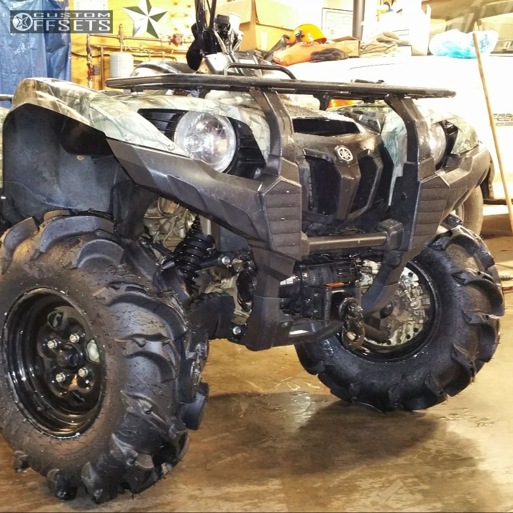 Wheel offset 2014 yamaha grizzly 700 outside flares lift 1 for 2014 yamaha grizzly 700