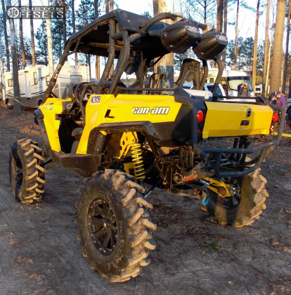 Can Am Commander 1000 >> 2011 Can Am Commander 1000 Super Atv Lift 6in
