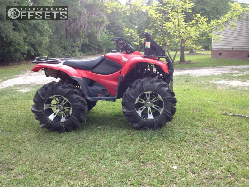 Honda 420 Rancher >> 2011 Honda Rancher 420 Highlifter Lift 2in