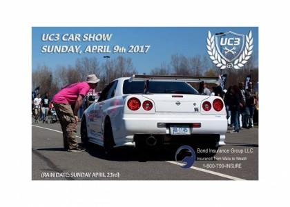 Uconn Car Show 2017