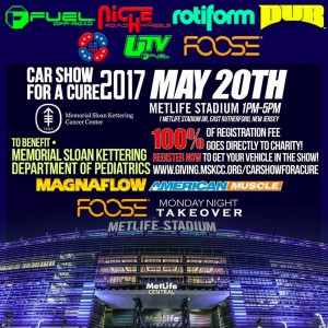 Car Show For A Cure 2017