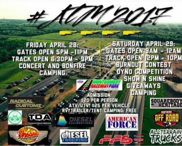 Alabama Truck Meet 2017