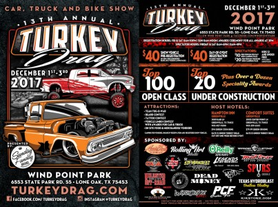 Turkey Drag