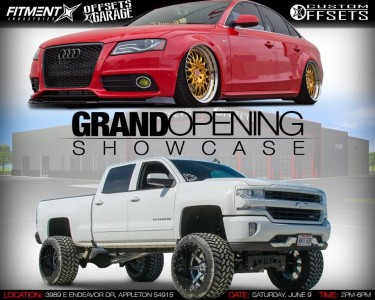 Grand Opening And Showcase