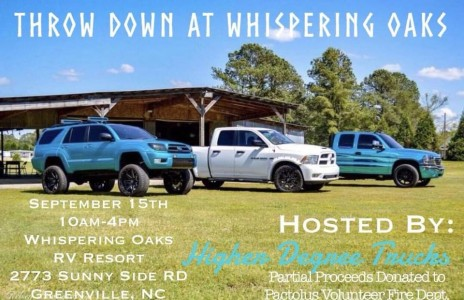 Throw Down At Whispering Oaks