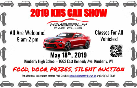 Kimberly High School Car Show