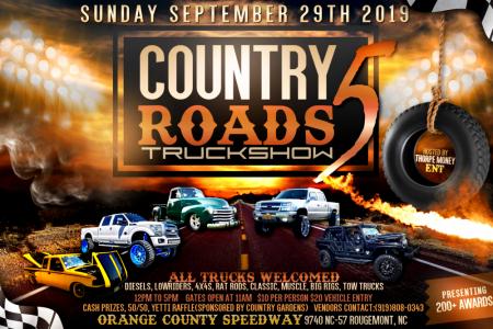 County Roads Truckshow