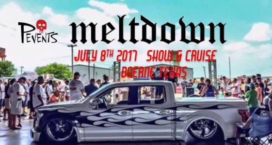 Meltdown 2017 Car And Truck Show