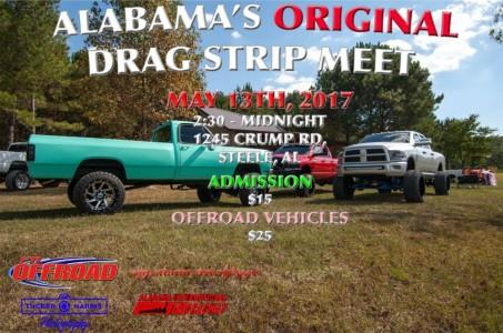Alabamas Original Drag Strip Meet