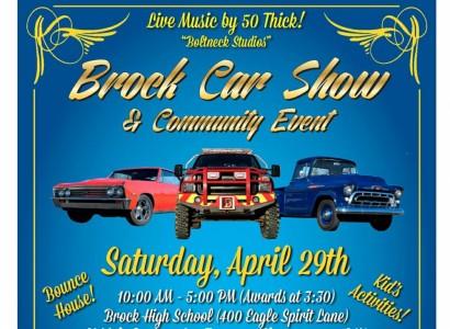 Brock Car Show Community Event