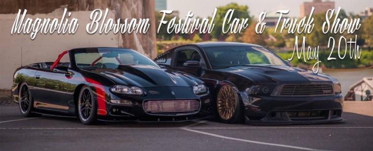 Magnolia Blossom Festival Car Truck Show 2017