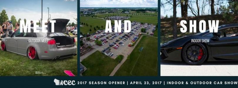 2017 Season Opener Indoor Outdoor Car Show