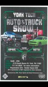York Tech Auto Truck Show