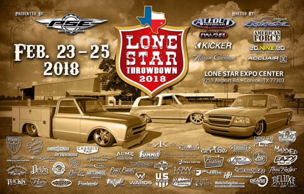 Lone Star Throwdown