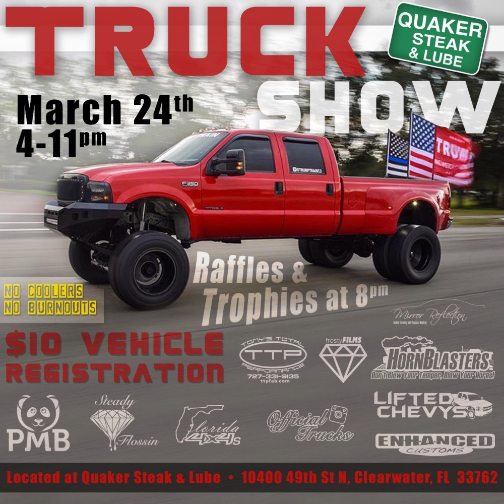 1st Anual Truck Show
