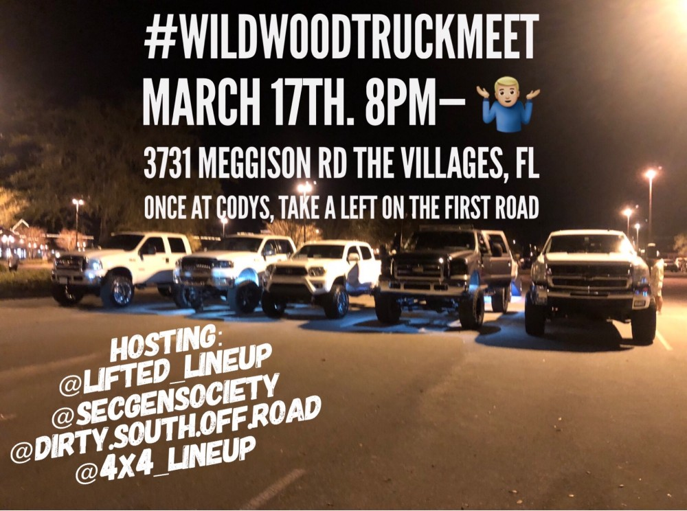 Wildwood Truck Meet