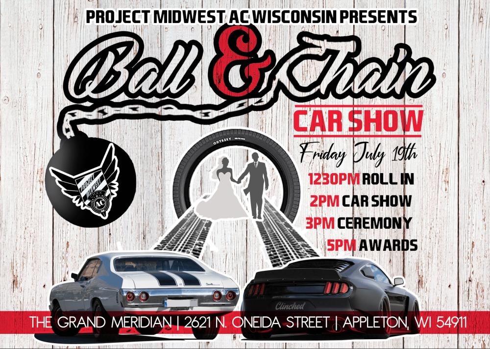 Ball Chain Car Show