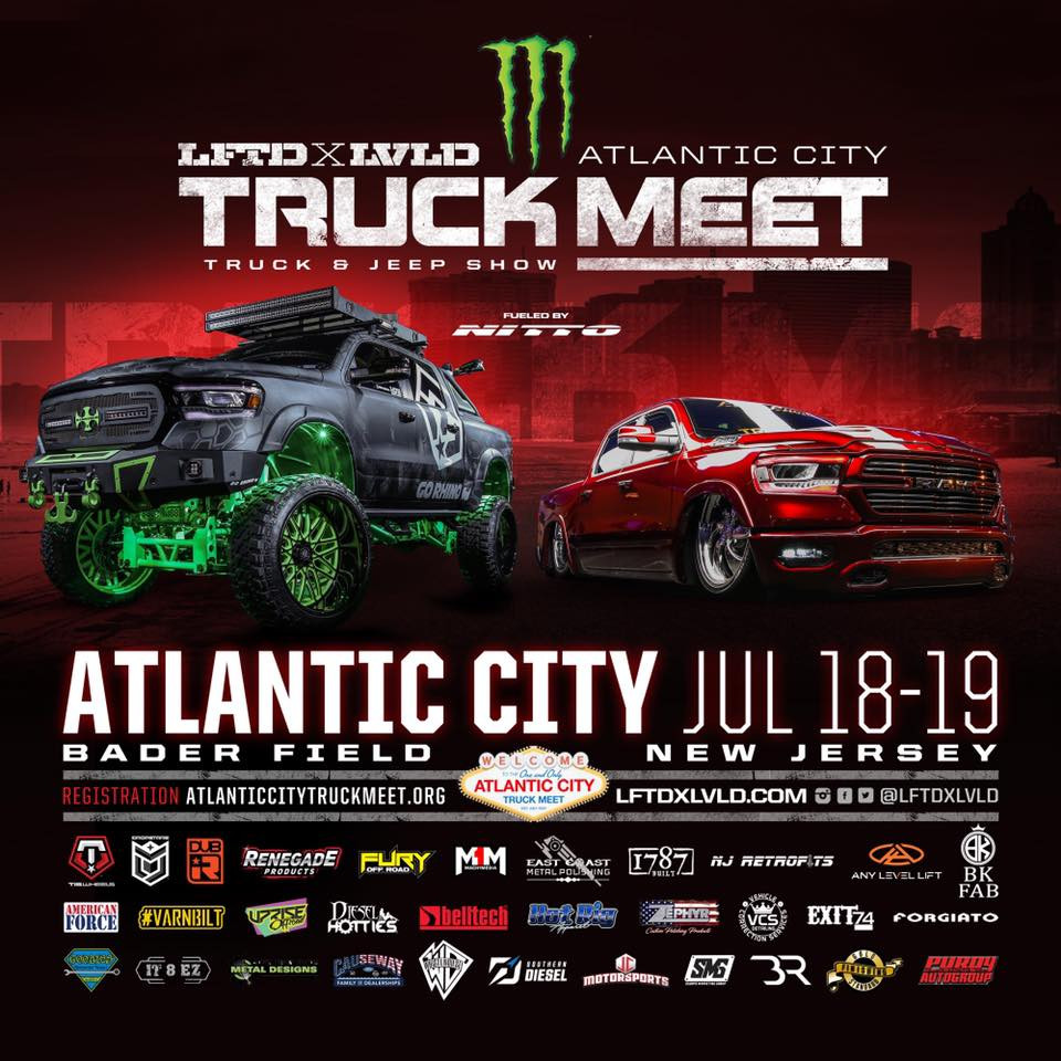 Atlantic City Truck Show