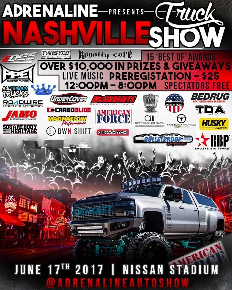 ShowsMeets - Nashville car show