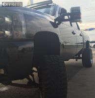"2008 Chevrolet Silverado 1500 - 20x12 -44mm - XD Riot - Suspension Lift 7.5"" - 33"" x 12.5"""