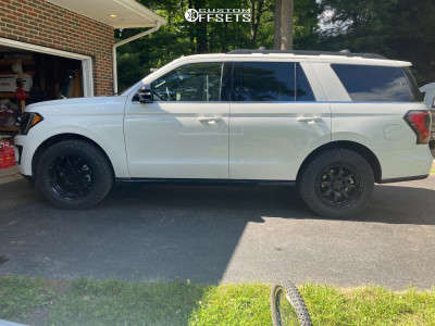 2020 Ford Expedition - 20x10 -20mm - XD Xd863 - Stock Suspension - 275/60R20