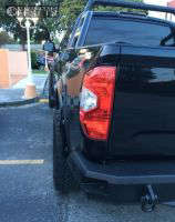 "2015 Toyota Tundra - 20x10 -12mm - Fuel Maverick - Suspension Lift 4.5"" - 325/60R20"