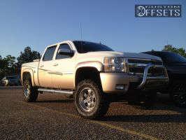 "2008 Chevrolet Silverado 1500 - 18x9 0mm - Pro Comp 6089 - Suspension Lift 6"" - 35"" x 12.5"""