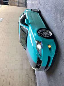 2008 Lexus IS250 - 18x9.5 35mm - Klutch Sl14 - Coilovers - 225/40R18