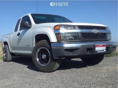 """2005 Chevrolet Colorado - 15x8 -19mm - Ultra Rogue 175 - Stock Suspension - 29"""" x 9.5"""""""