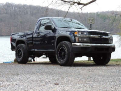 "2008 Chevrolet Colorado - 16x8 0mm - Pro Comp Series 31 - Suspension Lift 2.5"" - 32"" x 10.5"""