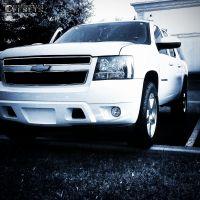 2007 Chevrolet Suburban - 20x9.5 0mm - 2007 Suburban LT - Leveling Kit - 275/60R20