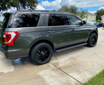 2020 Ford Expedition - 20x9 20mm - Fuel Coupler - Stock Suspension - 275/55R20