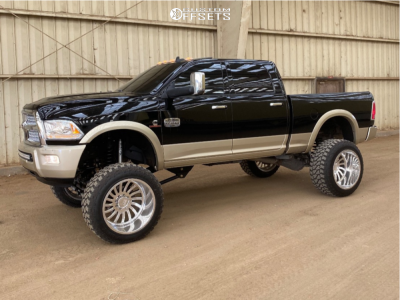2015 Ram 2500 24x16 Specialty Forged Sf007
