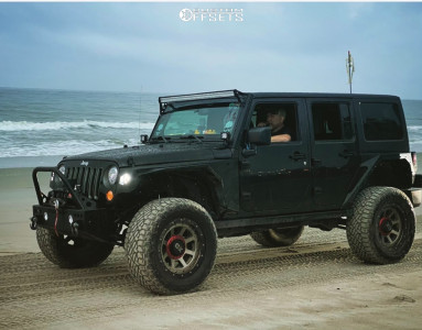 "2018 Jeep Wrangler JK - 20x9 0mm - XD Xd137 - Suspension Lift 3.5"" - 35"" x 12.5"""