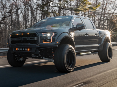 "2020 Ford Raptor - 20x12 -44mm - V-Rock Strike - Stock Suspension - 35"" x 12.5"""