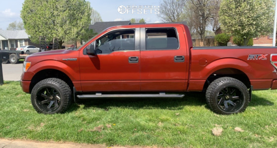 """2014 Ford F-150 - 20x12 0mm - Arc Other - Leveling Kit - 30"""" x 11.5"""""""