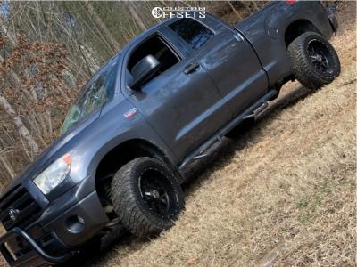 "2012 Toyota Tundra - 20x12 -44mm - Anthem Off-Road Equalizer - Leveling Kit - 33"" x 12.5"""