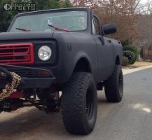 """1979 International Scout II - 15x10 -25mm - Pacer Bullet Hole - Suspension Lift 4"""" - 33"""" x 12.5"""""""