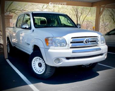 2006 Toyota Tundra - 17x9.5 -18mm - Black Rhino Axle - Leveling Kit - 275/70R17