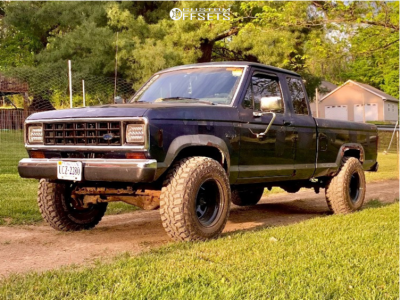 """1988 Ford Ranger - 15x10 -44mm - Pro Comp Series 51 51 - Leveling Kit - 31"""" x 10.5"""""""