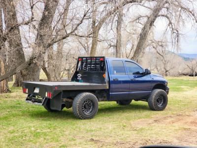 "2003 Dodge Ram 2500 - 20x12 -44mm - Centerline Lt6 - Leveling Kit - 35"" x 12.5"""