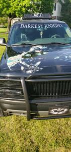 2003 Chevrolet Tahoe - 20x12 -44mm - RBP Glock - Air Suspension - 285/65R20