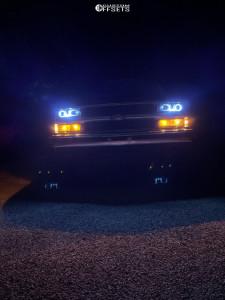 "1997 Chevrolet K1500 - 15x12 -73mm - Mickey Thompson Classic Iii - Body Lift 3"" - 33"" x 12.5"""