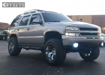 178148 1 2004 tahoe chevrolet leveling kit body lift moto metal 962 chrome super aggressive 3 5 chevrolet tahoe  at mifinder.co