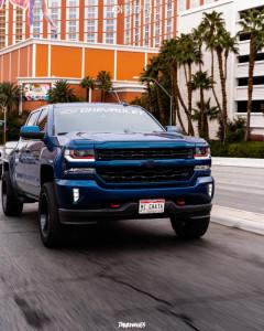 "2016 Chevrolet 1500 - 20x10 -24mm - XD Buck - Leveling Kit - 33"" x 12.5"""