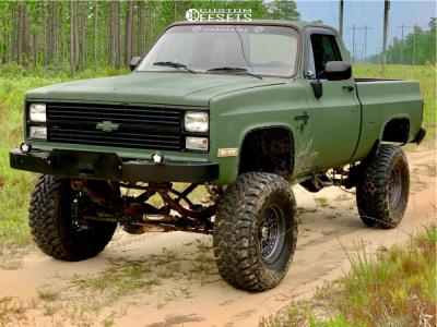 Fuel Nitro 17x9 -12